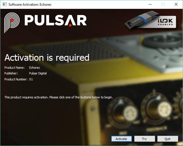 Support - Pulsar Audio Plugins