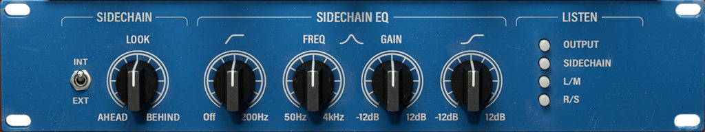 Mu sidechain options