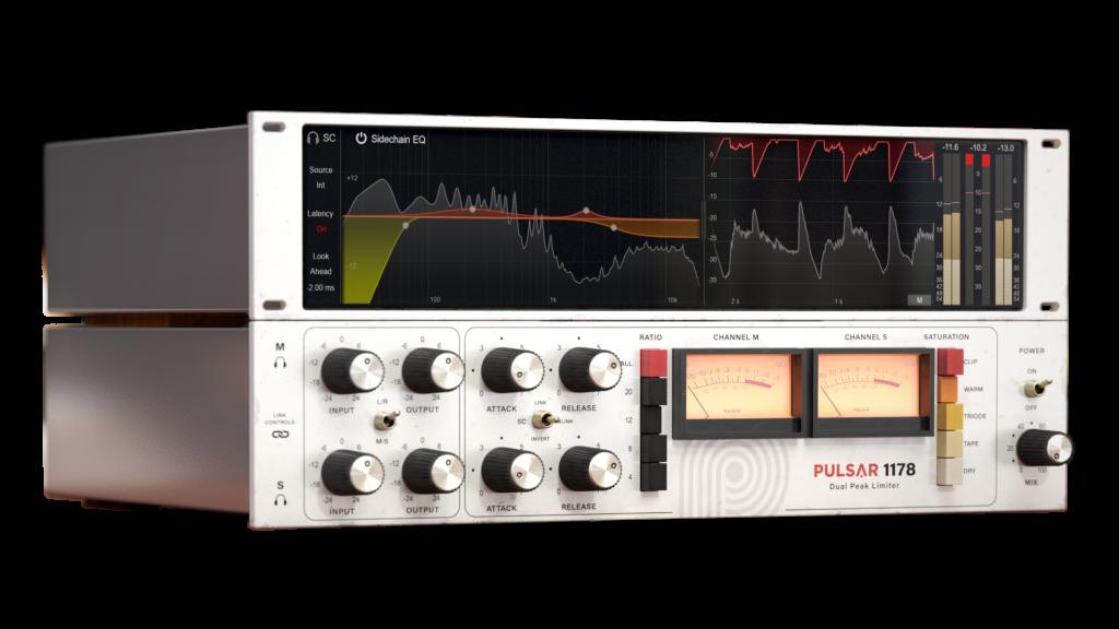 Pulsar 1178 - The most versatile FET compressor.